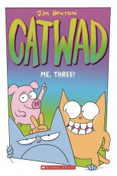 Graphix's Catwad Soft Cover # 3