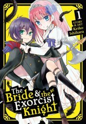 Seven Seas Entertainment's The Bride & The Exorcist Knight Soft Cover # 1