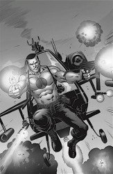 Valiant Entertainment's Bloodshot Issue # 1shazam-c