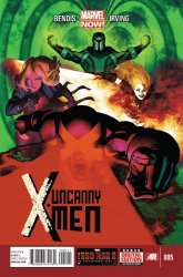 Marvel Comics's Uncanny X-Men Issue # 5