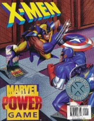 Marvel Comics's Marvel Power Game Issue x-men