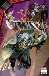 Marvel Comics's King in Black: Thunderbolts Issue # 1c