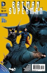 DC Comics's Batman / Superman Issue # 15d