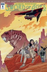 IDW Publishing's Sword Of Ages Issue # 1c
