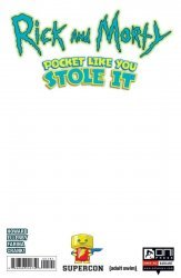 Oni Press's Rick and Morty: Pocket Like You Stole It Issue # 1fsc