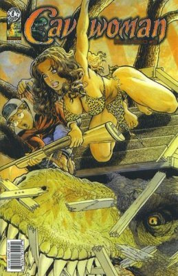 cavewoman reloaded 6 basement amryl entertainment comicbookrealm