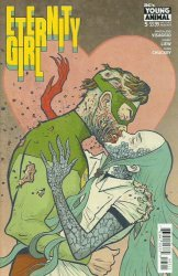DC Comics's Eternity Girl Issue # 5