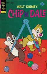 Gold Key's Chip 'n' Dale Issue # 37