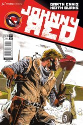 Titan Comics's Johnny Red Issue # 7b