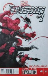 Marvel Comics's Thunderbolts Issue # 1b