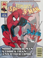 Marvel UK's Exploits of Spider-Man Issue # 31