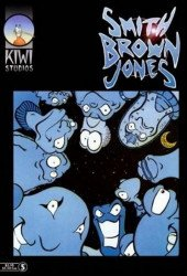 Kiwi Studios's Smith Brown Jones Issue # 5
