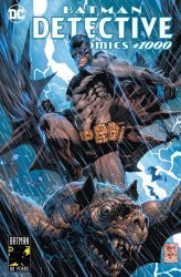 DC Comics's Detective Comics Issue # 1000comic stop