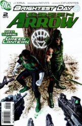 DC Comics's Green Arrow Issue # 2