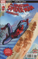 Marvel Comics's The Amazing Spider-Man Annual # 42