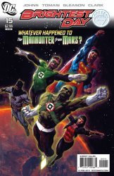 DC Comics's Brightest Day Issue # 15