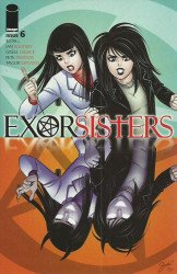 Image Comics's Exorsisters Issue # 6