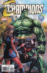 Marvel Comics's Champions Issue # 1krs