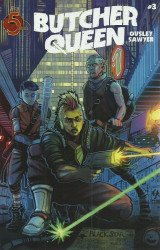 Red 5 Comics's Butcher Queen  Issue # 3