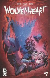 Mad Cave Studios's Wolvenheart Issue # 7