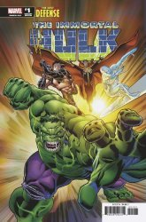 Marvel Comics's Immortal Hulk: The Best Defense Issue # 1c