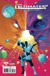 Marvel Comics's The Ultimates 2 Issue # 3