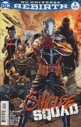 DC Comics's Suicide Squad Issue # 5