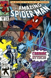 Marvel Comics's The Amazing Spider-Man Issue # 359