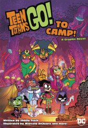 DC Comics's Teen Titans Go! To Camp TPB # 1