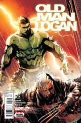 Marvel Comics's Old Man Logan Issue # 2