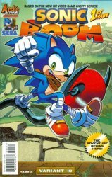 Archie's Sonic Boom Issue # 1e