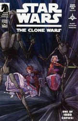Dark Horse Comics's Star Wars: Clone Wars Issue # 1b