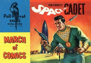 Western Printing Co.'s March of Comics Issue # 102c