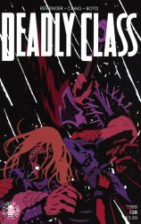 Image Comics's Deadly Class Issue # 28b