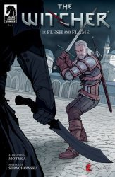 Dark Horse Comics's Witcher of Flesh and Flame Issue # 2