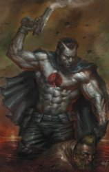Valiant Entertainment's Bloodshot Issue # 1comics elite-b