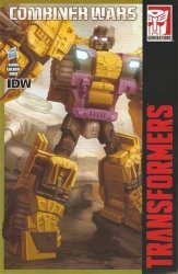 IDW Publishing's Transformers: Combiner Wars - Deluxe Issue # 4