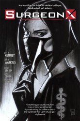 Image Comics's Surgeon X TPB # 1
