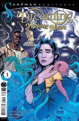 DC Black Label's The Dreaming: Waking Hours Issue # 1b