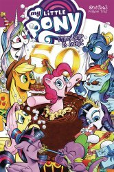 IDW Publishing's My Little Pony: Friendship Is Magic - Omnibus TPB # 4