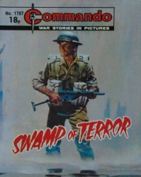 D.C. Thomson & Co.'s Commando: War Stories in Pictures Issue # 1707