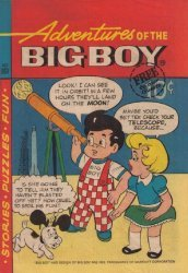 Timely Comics's Adventures of Big Boy Issue # 151west