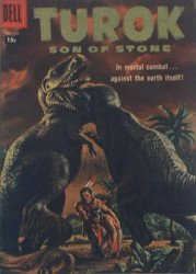 Dell Publishing Co.'s Turok, Son of Stone Issue # 10b