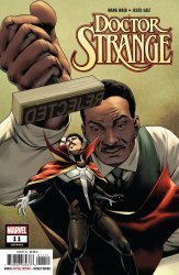 Marvel Comics's Doctor Strange Issue # 11