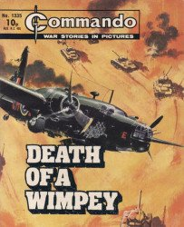 D.C. Thomson & Co.'s Commando: War Stories in Pictures Issue # 1335