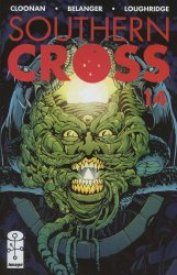 Image Comics's Southern Cross Issue # 14