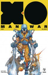 Valiant Entertainment's X-O Manowar TPB # 7