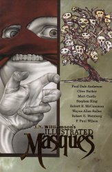 Gauntlet Publications's Illustrated Masques Hard Cover # 1
