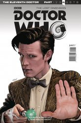 Titan Comics's Doctor Who: 11th Doctor - Year Three Issue # 10