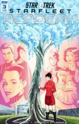 IDW Publishing's Star Trek: Starfleet Academy Issue # 3